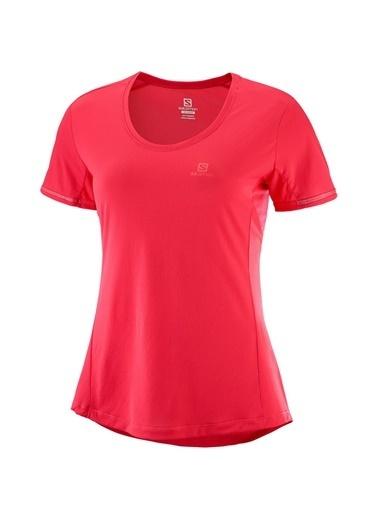Salomon Tişört Kırmızı